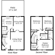 river oaks apartments floor plans
