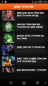 themes for android wwe wwe themes ii for android free download on mobomarket