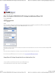 1 apn settings in jailbroken iphone 3gs i phone subscriber