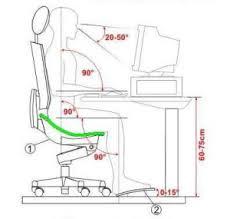 bureau ergonomique fauteuil de bureau et ergonomie fauteuil de bureau