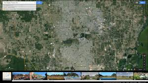 Google Florida Map by The Villages Florida Map