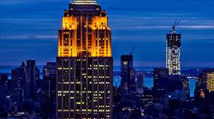 empire state building lights tonight empire state building halloween light show halloween decorations