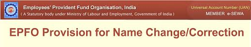 Certification Letter For Name Change Procedure For Name Change Correction In Epf Account