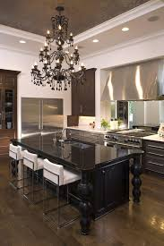interior decoration kitchen countertops dark black uba tuba