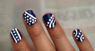30 easy and unique nail art ideas and designs listaka easy nail
