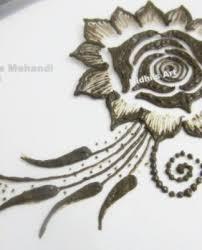 dark bold and gulf style henna mehndi design tutorial nidhi u0027s art