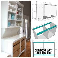 how to build kitchen cabinets free plans plans for china cabinet base sawdust