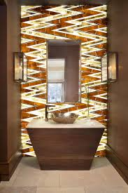 The Powder Room How To Give Your Home A Luxe Touch On A Budget Hgtv U0027s Decorating