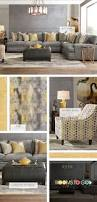 gray yellow ceramic discover the key pieces of a comfy living room with our palm springs room break down