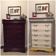 creative painting bedroom furniture before and after design decor
