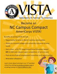 Uncg Campus Map Nc Campus Compact Vista View