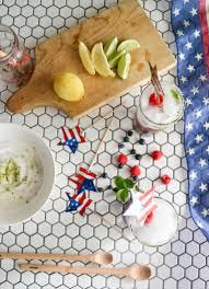 easy patriotic cocktail memorial day 4th of july my creative days