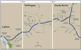 where is terlingua on a map terlingua