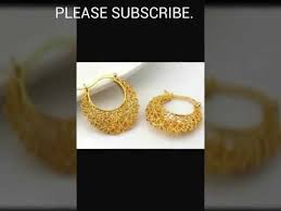 d damas gold earrings gold earrings designs 2017