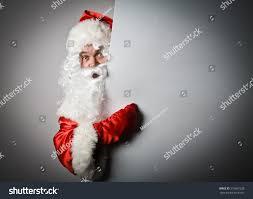 santa claus pointing billboard stock photo 516691228 shutterstock