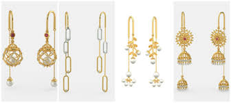 sui dhaga earrings design indian jeweller news market trends product news upcoming