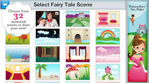 princess fairy tale maker by duck duck moose on the app store