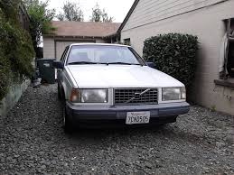 volvo sedan 1990 volvo 740 turbo sedan overview youtube