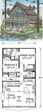 bungalow style lake home plans