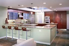 Kitchen Breakfast Bars Designs Contemporary Breakfast Bar Design Ideas