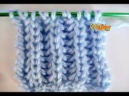 sueter tejido a dos agujas youtube cómo tejer punto para bufanda y suéter reversible 2 agujas 389