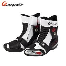 black leather moto boots popular black leather motorcycle boots buy cheap black leather