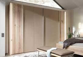 Schlafzimmer Wardrobes Thielemeyer Cubo Wildesche Massiv Colorglas Taupe Möbel Letz