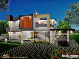 Kerala Home Design Blogspot Com 2009 by 3d View With Plan Kerala Home Design And Floor Plans