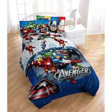 Marvel Bedding Bedding Design Mesmerizing The Avengers Bedding Set Bedroom