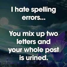 Spelling Meme - spelling error meme my favorite daily things