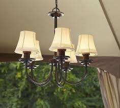 Garden Oasis Electric Chandelier For Gazebo Patio Light Fixtures