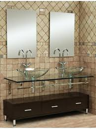 bathroom vanities with vessel bowls mural of small sinks to create