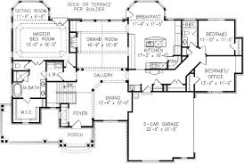 ranch style homes floor plans rustic ranch 15645ge architectural designs house plans