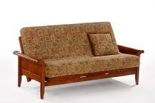 Wooden Futon Sofa Beds Solid Wood Futon Frames Ebay