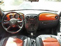 Interior Pt Cruiser 2003 Chrysler Pt Cruiser Interior Pictures Cargurus