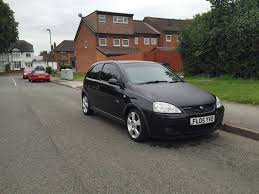 vauxhall corsa 1 4 sri 2005 for sale at 695 read full ad