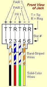 phone wiring diagram telephone socket wiring diagram projects