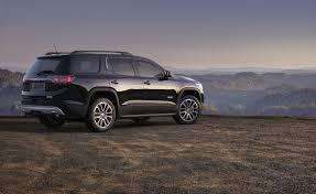 gmc terrain 2018 black gmc acadia gets minor updates for 2018 model year autoevolution
