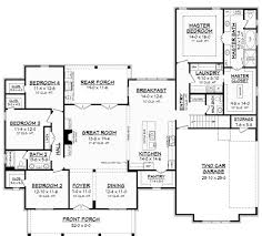 traditional farmhouse floor plans home plan twist on traditional farmhouse startribune com