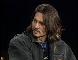 Johnny Depp Long Hairstyles Johnny Depp Long Hairstyles For Men