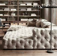 Sectional Pit Sofa Tufted Pit 25 Awesome Couches For Your Living Room