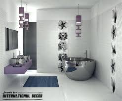 Modern Bathroom Wall Decor Modern Bathroom Decorating Ideas Hermelin Me