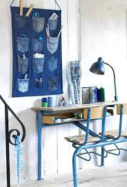 how to upcycle denim into stunning home decor homeyou