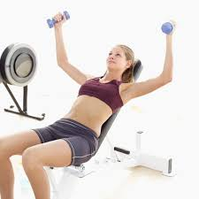 Incline Bench Dumbbell Rows What Is The Primary Muscle Used In A Dumbbell Incline Woman