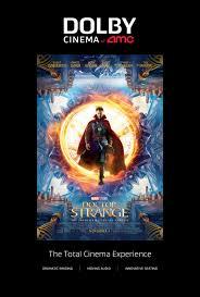 dolby cinema amc theater presents marvel u0027s doctor strange win
