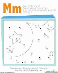 kindergarten worksheets letters mreichert kids worksheets