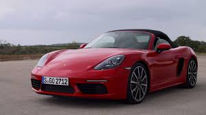 guards red porsche 2017 porsche 718 boxster s guards red youtube