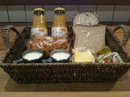 Breakfast Basket Continental Breakfast Basket Picture Of Metung Waters Metung