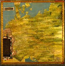 Google Map Germany by File Stefano Bonsignori Central Northern Europe Belgium The