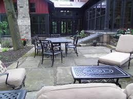 Deck To Patio Transition Ohio Landscape Association Awards